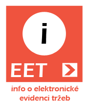 Informace k zákonu o EET - Elektronické evidenci tržeb.