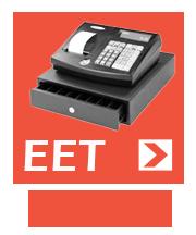 Registrační pokladny pro EET.